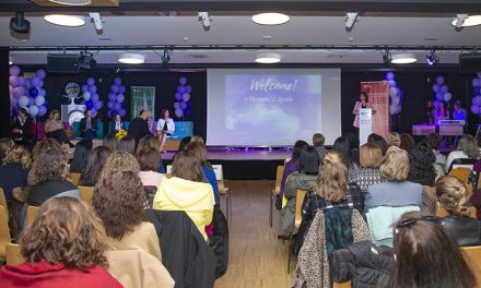 Susana Pérez Quislant apoya el lanzamiento de WomenED, la red internacional de educadoras por el liderazgo de la mujer en el sector