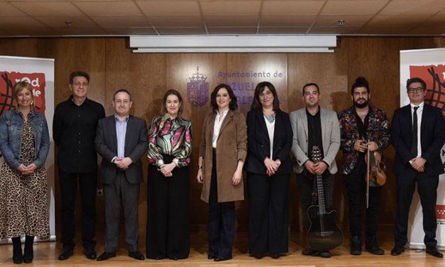 Pozuelo de Alarcón elegida por la Comunidad de Madrid para presentar la temporada de Red de Teatros