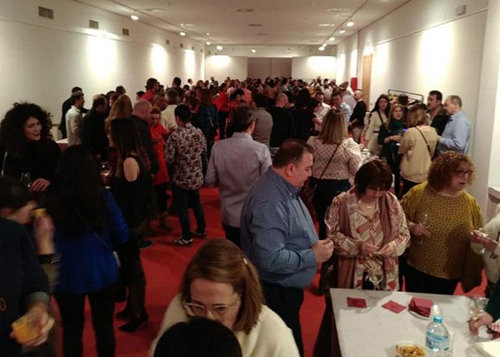 250 personas asisten a las catas de 'Jóvenes & Selectos' en el Museo del Vino y La Confianza