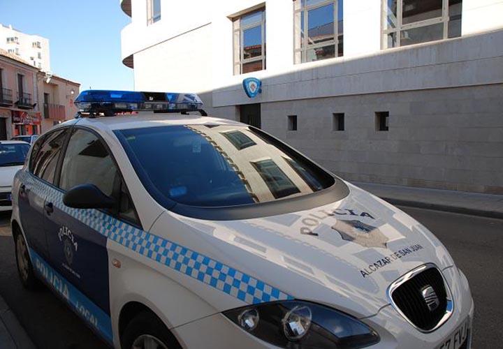 La policía local de Alcázar ha levantado 11 actas de denuncia en este periodo