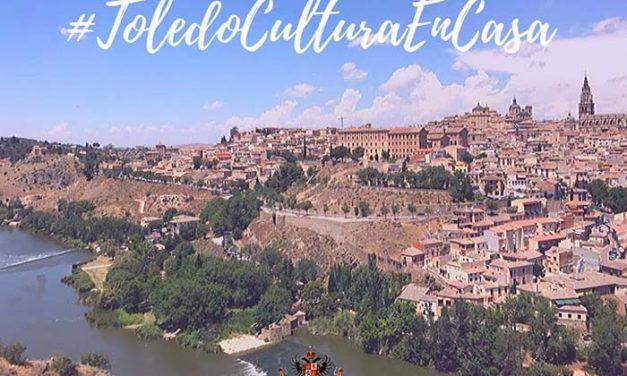 El Ayuntamiento crea el Festival #ToledoCulturaEnCasa, con diferentes iniciativas, para hacer más llevadera la cuarentena