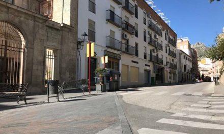 El Ayuntamiento de Jaén comienza las obras en la Carrera de Jesús
