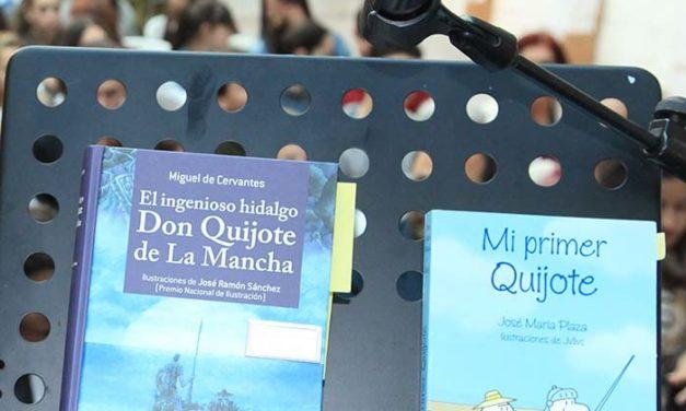 El Ayuntamiento de Getafe organiza una lectura online de El Quijote para conmemorar el Día del Libro