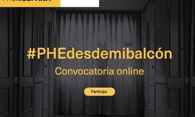 El Ayuntamiento de Jaén se suma a la iniciativa #PHEdesdemibalcón promovida por PHotoESPAÑA para retratar las imágenes del confinamiento