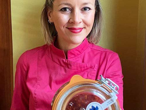 La cocinera Teresa Gutiérrez, del Restaurante Azafrán, nueva embajadora de la DOP Azafrán de La Mancha