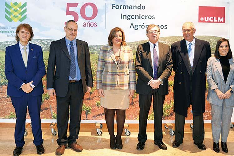 ETS de Ingenieros Agrónomos de Ciudad Real