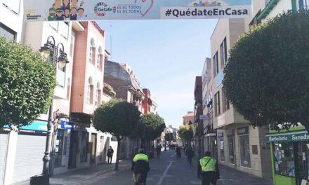 La Policía Local de Getafe vigilará en bicicletas y motocicletas que se cumplan las normas de la desescalada