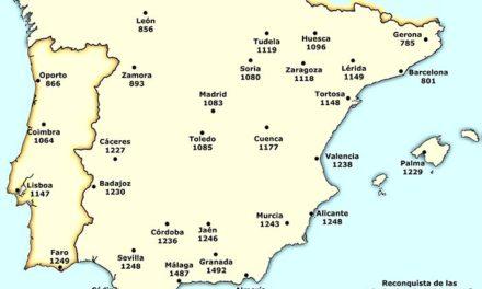 Los reinos cristianos. De la reconquista hasta el siglo XIII. Reconquista y repoblación