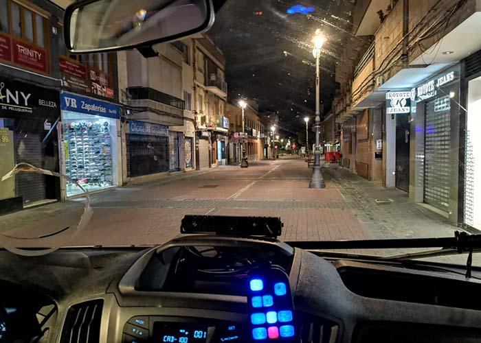 Policía Local de Getafe cursa más de 1.400 sanciones desde el inicio del Estado de Alarma