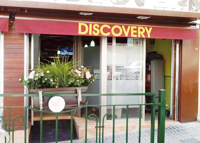 Restaurante Discovery