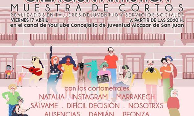 Muestra de cortos realizados en talleres de las Concejalías de Juventud y Servicios Sociales
