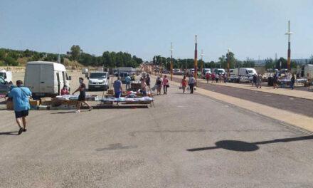 El Ayuntamiento de Jaén destaca la normalidad del mercadillo en su primer día de actividad tras decretarse el estado de alarma