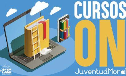 #JuventudMoral presenta Formación Virtual para jóvenes: CursosON