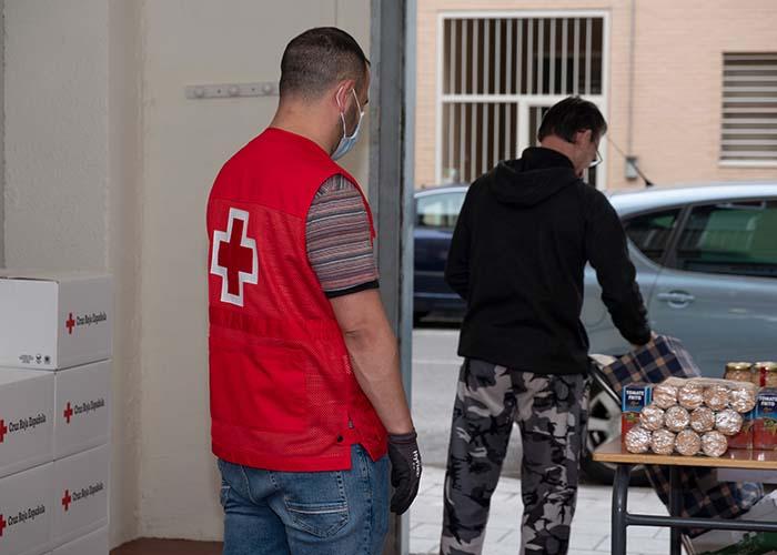 Mercadona Pinto contribuye al Plan #Cruz Roja Responde