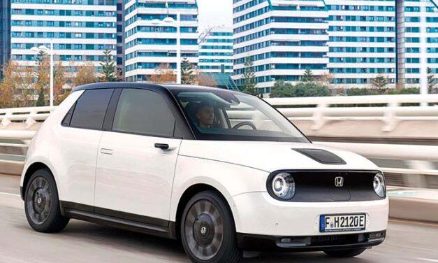 Nuevo Honda e, totalmente eléctrico