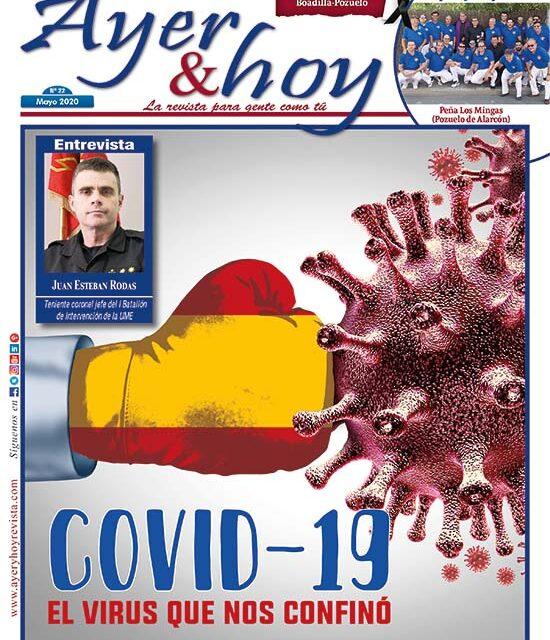 Ayer & hoy – Boadilla-Pozuelo – Revista Mayo 2020