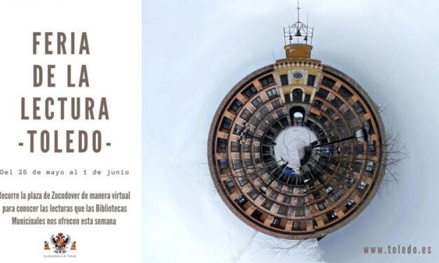 La Feria de la Lectura llega a una plaza de Zocodover virtual con propuestas desde las bibliotecas para todos los públicos