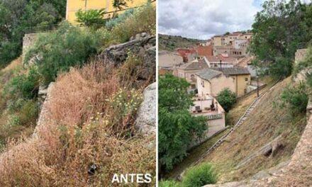El Ayuntamiento de Toledo realiza una amplia labor de desbroce en los parques y zonas verdes de todos los barrios de la ciudad