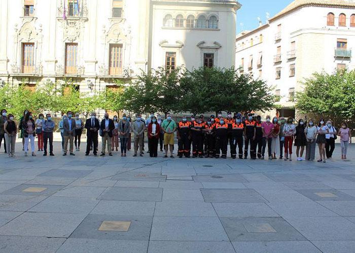 El alcalde agradece el esfuerzo de las personas y entidades que han prestado su ayuda en la crisis del Covid-19