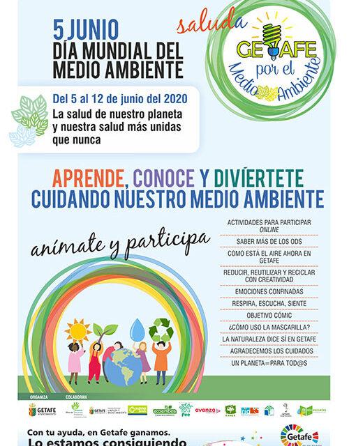 Getafe celebra su Semana por el Medio Ambiente