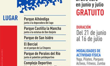 Getafe pone en marcha su programa gratuito 'Deporte en verano'