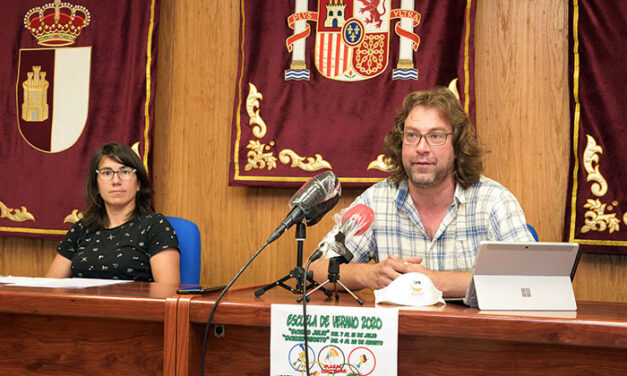 Abierto el plazo de inscripción para la Escuela de Verano 2020 de Argamasilla de Alba