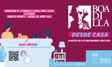 Los conciertos del festival Boadilla Clásicos estarán disponibles online a  partir de hoy
