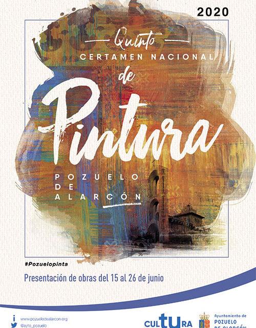 Últimos días para presentar las obras al V Certamen Nacional de Pintura de Pozuelo de Alarcón