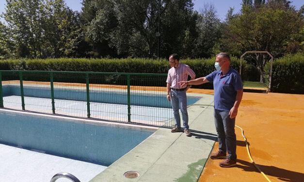 Novedades para la apertura segura de la Piscina Municipal de Herencia