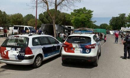 El Protocolo de Policía Local de Daimiel permite que todo el cuerpo haya mantenido a raya a la covid-19 durante el estado de alarma