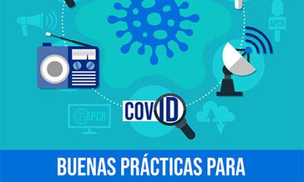 La APCR lanza una guía de buenas prácticas para coberturas informativas seguras