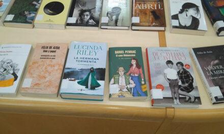 Novedades en la Biblioteca Municipal de Alpedrete en el mes de Junio