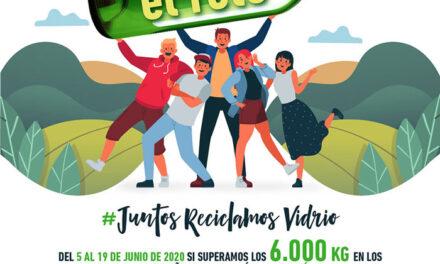 Toledo supera el reto solidario de la campaña 'Juntos reciclamos vidrio' que destinará 6.000 euros a Cruz Roja