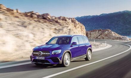 El SUV de Mercedes de hasta 7 plazas