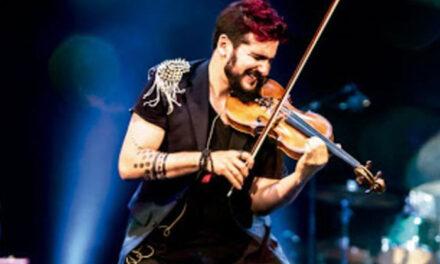 Un concierto de Strad inaugura el Verano Cultural de Moralzarzal en la plaza de toros
