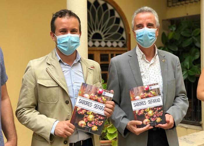 El Ayuntamiento de Jaén y la Red de Juderías de España presentan el libro «Sabores de Sefarad» «más que recetas», un recorrido por la Historia y el legado sefardí a través del paladar
