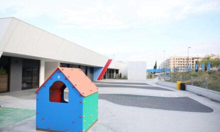 El colegio Miguel de Cervantes de Getafe acogerá la etapa de 0 a 12 años en el futuro