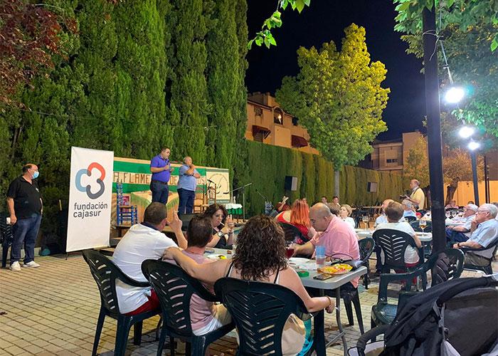 El Ayuntamiento de Martos mantiene vigente su compromiso por celebrar la Noche Flamenca el 15 de agosto