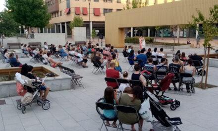 Más de 10.000 personas disfrutaron del programa cultural 'Verano en la calle' en Getafe
