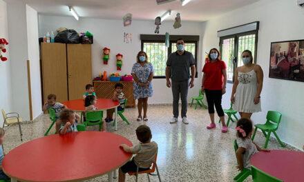 Un total de 58 menores de Martos participa en julio en el programa municipal de conciliación