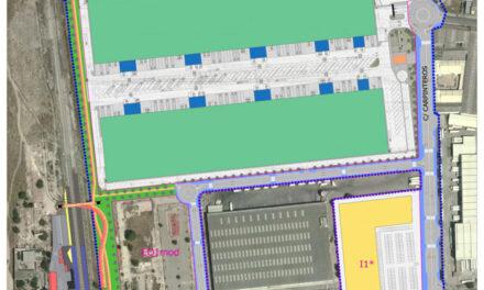 Aprobación inicial del Plan Especial 'Getafe Terminal' que permitirá mejorar la movilidad en Getafe Industrial y el polígono de Los Ángeles
