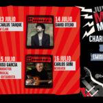 Juventud organiza un ciclo de charlas online con conocidos artistas y productores musicales