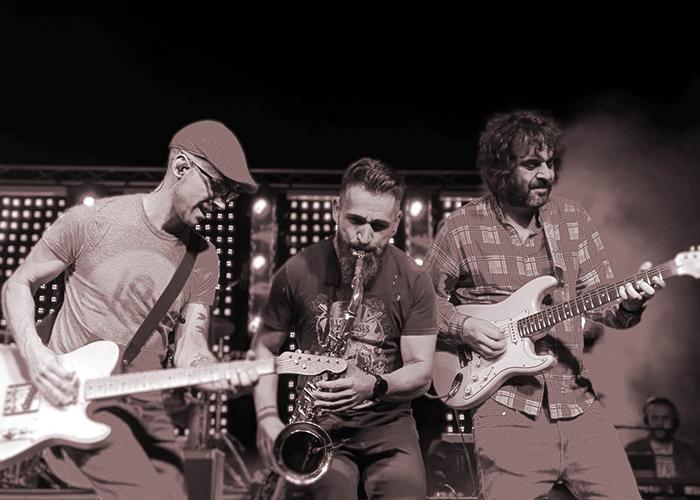 Bodegas A7 acoge este sábado el concierto de Corazón Oxidado a través de 'Cultura Ciudad Realmente Segura'