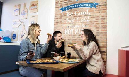 Las pizzas sin gluten de Domino´s, premiadas por FACE