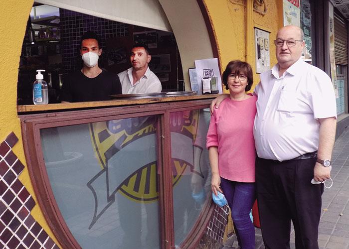 Bar-cafetería Avenida (Ciudad Real)