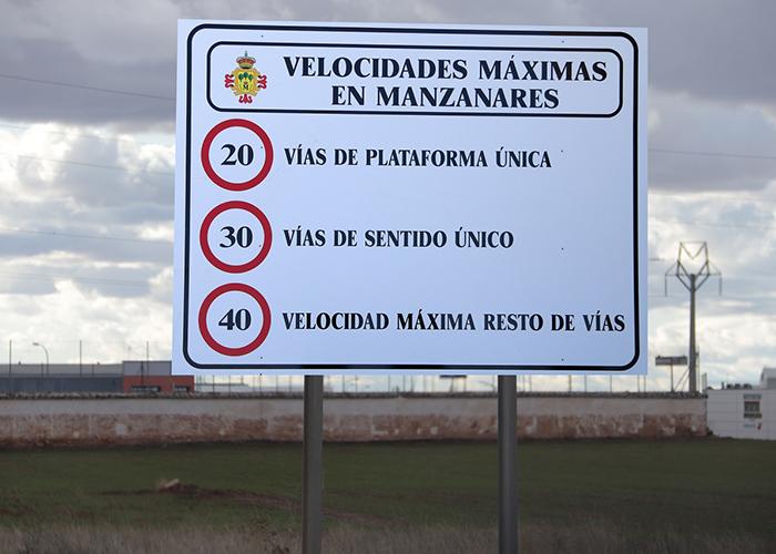 La nueva ordenanza municipal de tráfico de Manzanares entrará en vigor la próxima semana