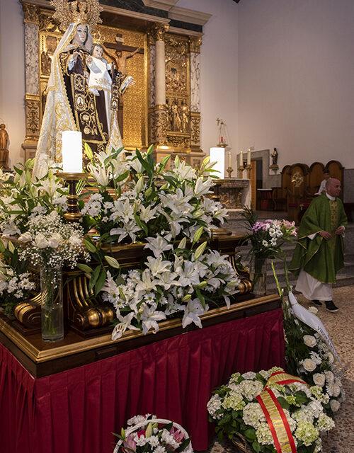 Pozuelo de Alarcón celebrará sus fiestas en honor a la Virgen del Carmen con un amplio programa de actos litúrgicos