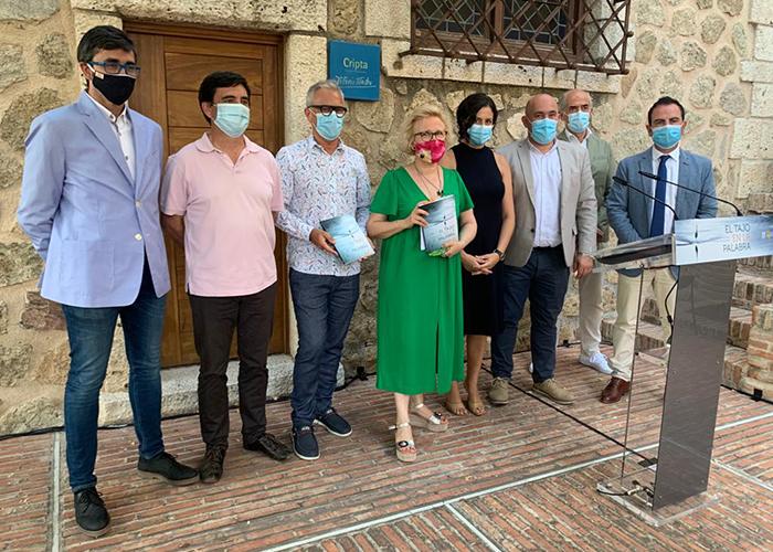 María Antonia Ricas y Enrique García recuperan textos sobre el río Tajo en una nueva publicación que cuenta con respaldo municipal