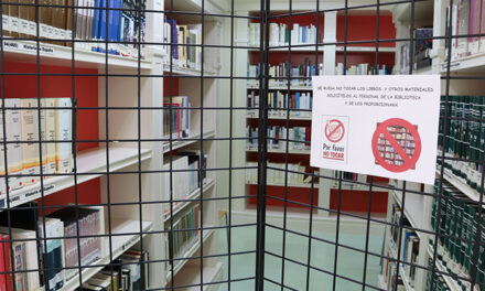 Reabre sus puertas la Biblioteca de Manzanares