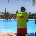 Las piscinas municipales de verano registran 11.369 usuarios durante el mes de julio en Jaén